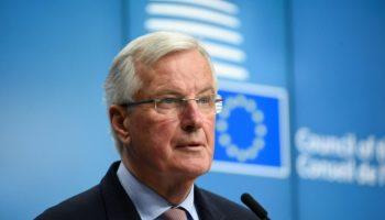Michel Barnier,Politik,News,EU,Brexit,Großbritannien