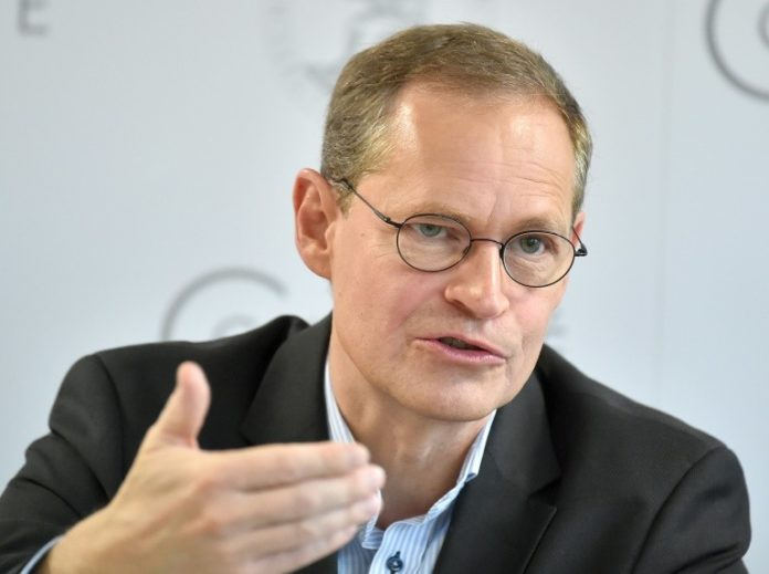 Berlin,News,Politik,Nachrichten,Wohnungspolitik,Michael Müller