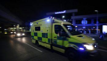 Leicester,News, Explosion ,Polizei