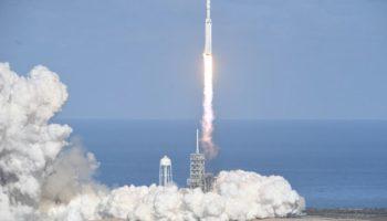 Weltraumrakete,Raumfahrtrakete,News,Rakete ,Falcon Heavy,Cape Canaveral