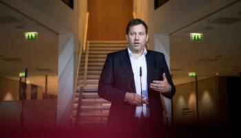 Lars Klingbeil,POlitik,News,Koalitionsvertrag,Berlin