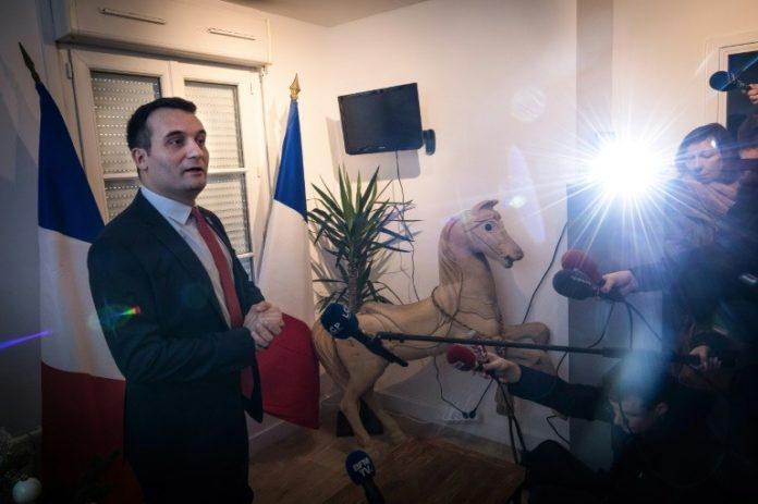 Frankreich,Formation Les Patriotes,Politik,News,Florian Philippot,EU