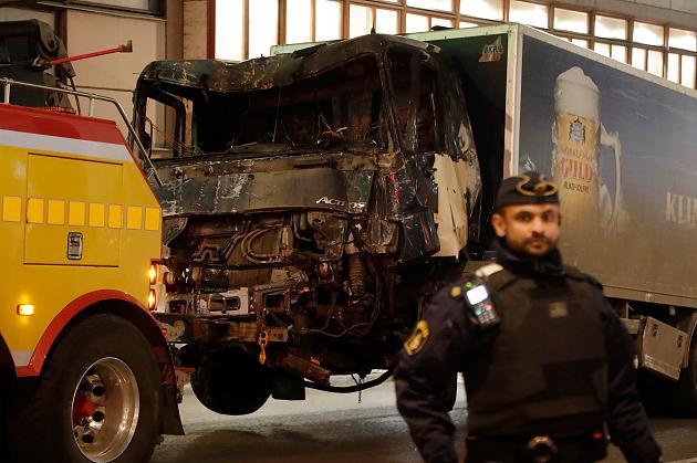 Terrorprozesses,Stockholm,News,Rechtsprechung,Dschihadist