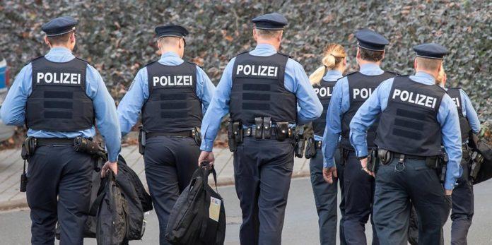 Schießanlagen, Sicherheitskräfte, Politik, Polizei, Berlin