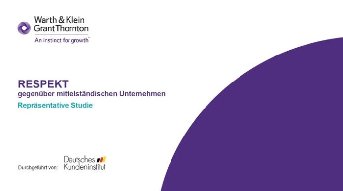 Transport, Mittelstand, Steuern, Bild, Arbeitsrecht, Governance, Wirtschaft, Studie, Unternehmen, Telekommunikation, WKGT Respekt-Studie, Staat, Politik, Gesellschaft, Düsseldorf