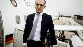 Heiko Maas ,SPD,Politik,Ausland,New York,UN-Sicherheitsrat