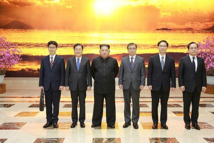 Gipfeltreffen,Südkorea,Kim Jong Un,Pjöngjang,Moon Jae,Seoul,News,Außland,Außenpolitk