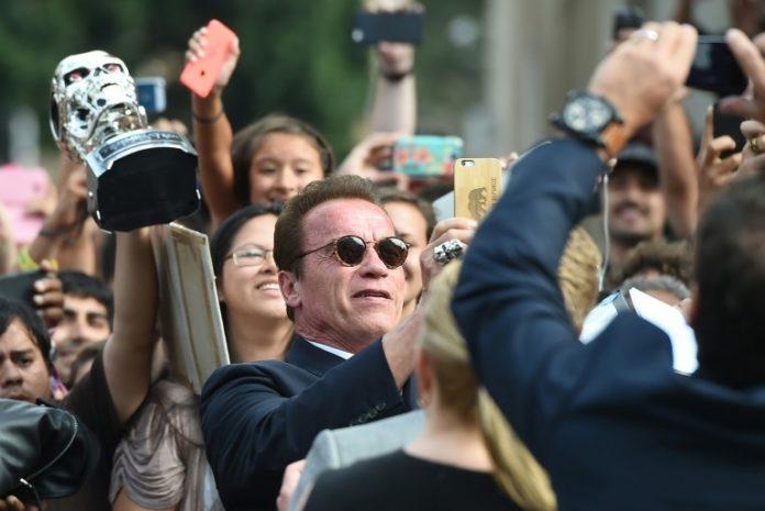 Gesundheit,Medien, Nachrichten,Arnold Schwarzenegger, Gouverneur,Kalifornien