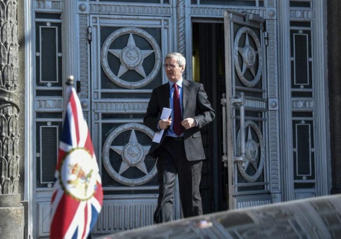 Moskau,News, Sanktionen,Großbritannien,Russland,Politik,Ausland,