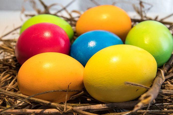 #Ostern,#Eierfärben,Brauchtum,News,