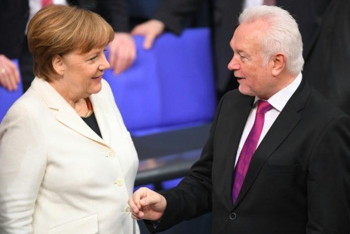 Wolfgang Kubicki,Ausland,News,Politik,Kanzlerin, Angela Merkel,CDU