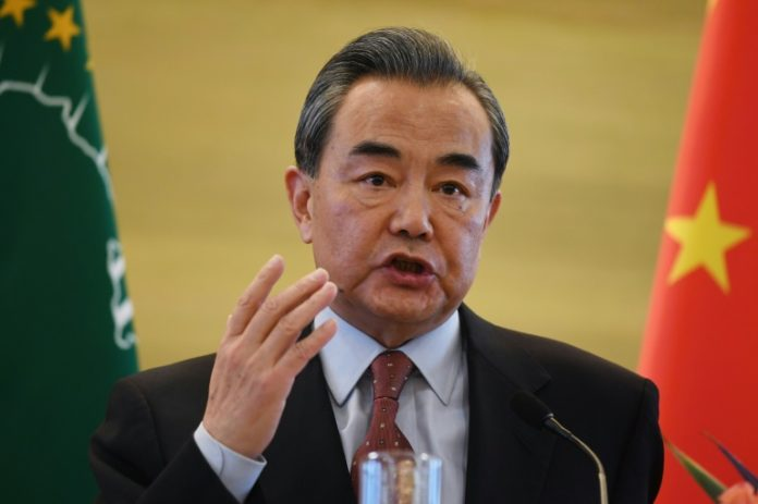 China, USA ,Nordkorea,News,Ausland,Außenpolitik,Wang Yi