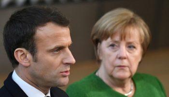 Angela Merkel,CDU,Politik,Paris,Präsident, Emmanuel Macron ,Ausland, EU-Gipfel