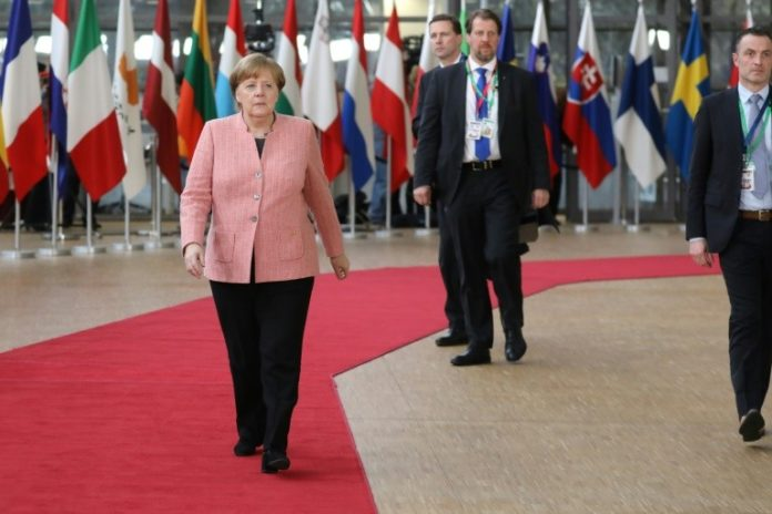 EU-Gipfel ,Großbritannien, US-Strafzölle,Politik,London,Washington,Europa ,Bundeskanzlerin ,Angela Merkel ,Theresa May ,Brüssel, Sergej Skripal,