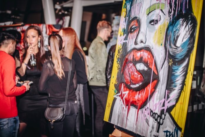 Kunst, POP UP ART, Gastgewerbe, Freizeit, Kunst-Event-Reihe, Medien / Kultur, Efkan Irkilata, Bild, Tourismus / Urlaub, Tourismus, Panorama, Ralf Degenhardt, Veranstaltung, HERITAGE, Karriere, Hamburg
