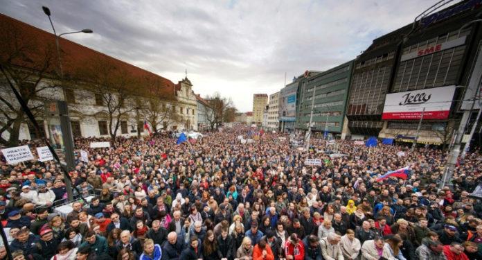 Bratislava, Jan Kuciak,Tibor Gaspar.,News,Ausland