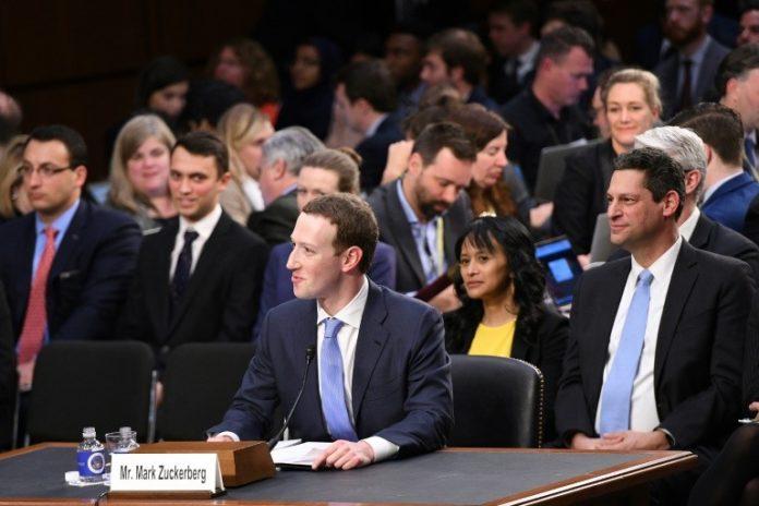 Mark Zuckerberg,#Facebook,US-Kongress,Nachrichten,Netzwelt,Washington