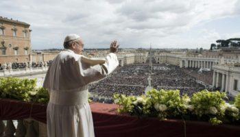 Papst Franziskus ,Osteransprache, Syrien ,News,Kirche,Rom