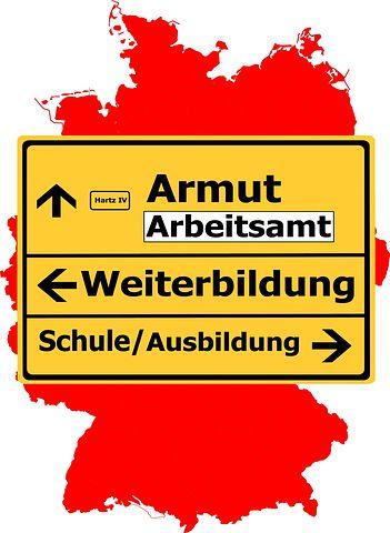 Soziales, Armut, Grundsicherung, Arbeitsmarkt, Reform, Politik, Bild, Gesellschaft, Sanktion, Hartz IV, Presseschau, Hubertus Heil, Hamburg