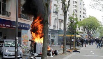 Tag der Arbeit,Paris,Mai-Demonstration ,Nachrichten,Kriminalität