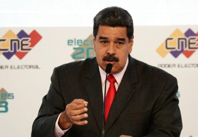 Venezuela, Präsident ,Nicolás Maduro,US-Diplomaten,Nachrichten,Ausland,Caracas, Todd Robinson, Brian Naranjo,USA