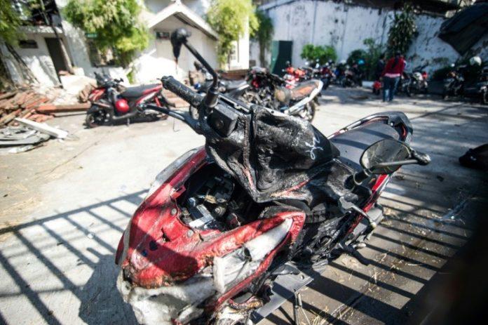 Selbstmordanschlag,Indonesien,Surabaya,Anschlag,Nachrichten,Ausland,Ost-Java, Frans Barung Mangera
