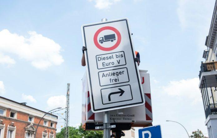 Hamburg,Diesel-Fahrverbote,Rechtsprechung,Nachrichten,Diesel,Umwelt