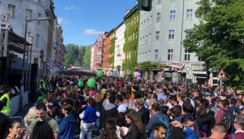 Myfest,Berlin,Mai-Kundgebung ,Nachrichten