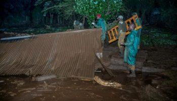 Dammbruch,Kenia,Nachrichten,Nairobi ,Gideon Kibunjah
