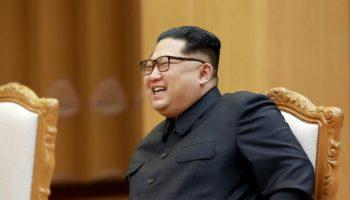 Treffen mit Trump,Kim Jong Un, Gipfeltreffen,Präsident ,Donald Trump ,Pjöngjang,Ausland,Außenpolitik
