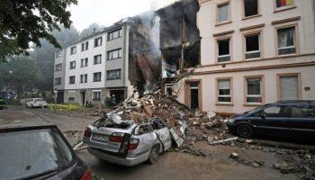 Explosion in Wuppertal,Wuppertal,Nachrichten,Unglück,Polizei