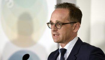 Maas hält außenpolitische Grundsatzrede,Heiko Maas, Politik,Nachrichten,Berlin