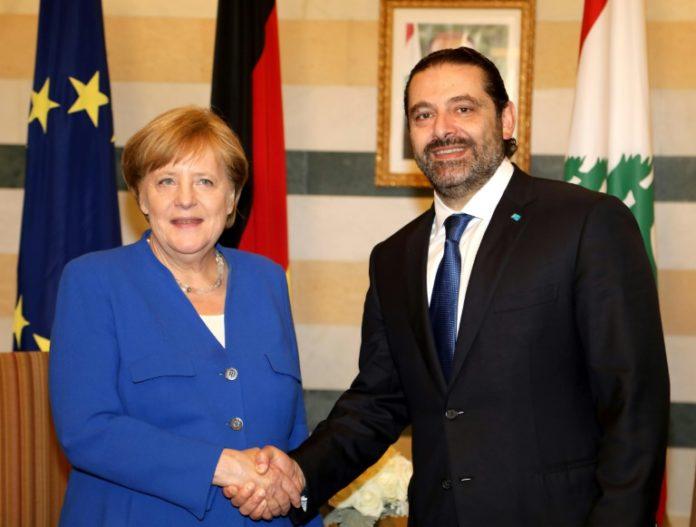 Bundeskanzlerin, Angela Merkel ,Libanon,Saad Hariri,Michel Aoun, Nabih Berri.,Politik,Nachrichten