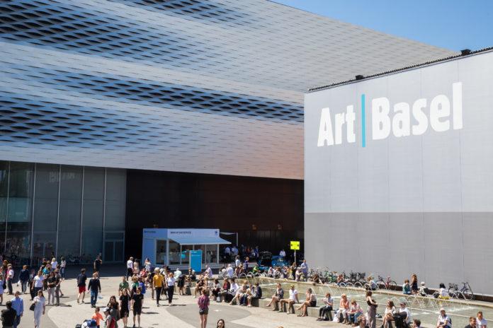 BMW als Partner der Art Basel,Basel,Medien/Kultur,Kultur,News,BMW Group, Art Basel,Messe,Ausstellung,Kunst,Unternehmen