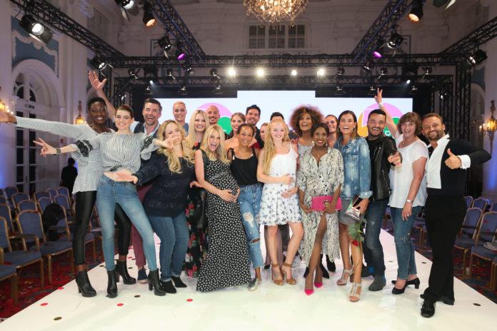 Fashion / Beauty, Lifestyle, People, Mode, Motsi Mabuse, Schwangerschaftskollektion, Bild, Celebrities, Hamburg,Schwangere Prominente