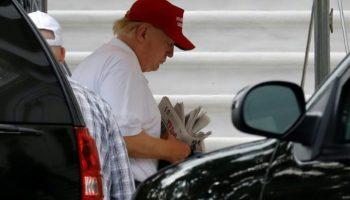 Washington, US-Präsident Donald ,Twitter., Asyl ,Migranten,Flüchtlinge,Politik,Ausland, Nachrichten