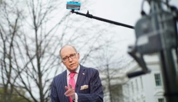 Weißen Haus, Larry Kudlow, Gesundheit,Nachrichten,Krankheit
