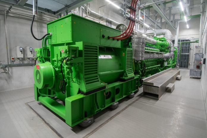 Stabilisierung des zunehmend grünen Stromnetzes,BMW Kraftwerk ,Dingolfing,BMW Group Werk Dingolfing,BMW, Landshut,Stromnetze,Regelenergie,Dingolfing / Landshut,