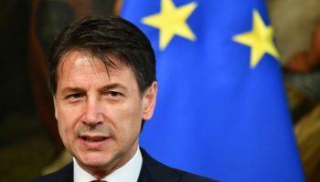 italienischen Ministerpräsidenten Conte,Politik,Nachrichten,Bundeskanzlerin ,Angela Merkel ,Berlin,Giuseppe Conte