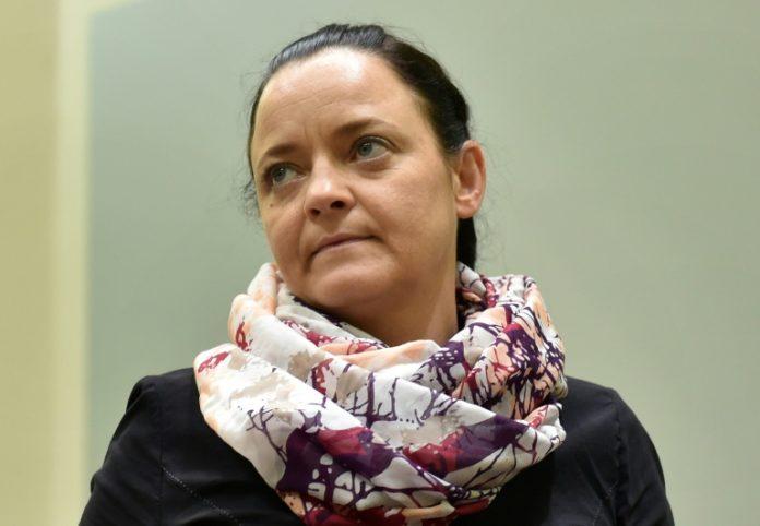 Beate Zschäpe,NSU-Prozess,Rechtsprechung,Nachrichten,München,Urteil im NSU-Prozess