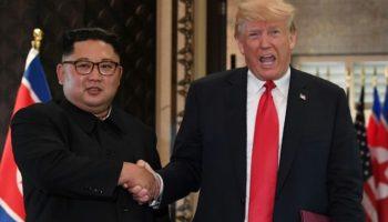 epochalen Fortschritt,Präsident, Donald Trump,USA,Singapur,Kim Jong Un,Ausland,Politik,Mike Pompeo