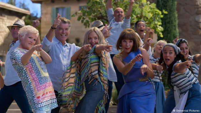 Kino, Film,Bild,Mamma Mia,Here We Go Again,Medien,Kultur,ABBA-Kult