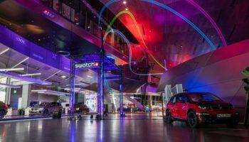 Vertrieb, Marketing,Sales Worldwide,Unternehmen,BMW Group Standorte,BMW Welt,Drone Racing League,Piloten,Drone,Drohnenrennen, Sport,Nachrichten, Medien