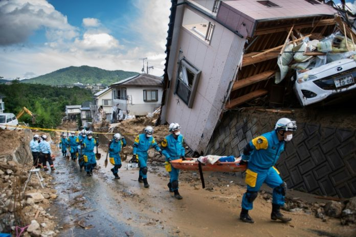 Zahl der Toten,Japan,Nachrichten,Unwetter,Shinzo Abe ,Hiroshima, Ehime, Okayama ,Kyoto,Ausland