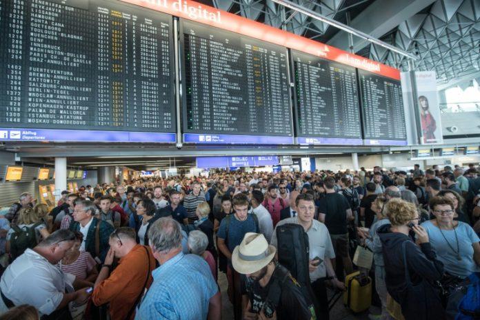 Flughafens Frankfurt,Flughafens Frankfurt ,Frankfurter Flughafen,Luftverkehr,Frankfurt,Boardingstopp,Polizei, News,Nachrichten