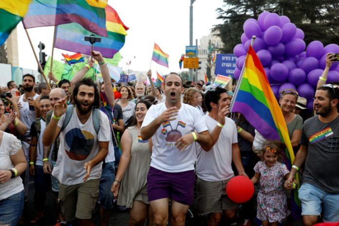 Gay-Pride-Parade,Jerusalem,Nachrichten,Schwule,Lesben,Homosexualität