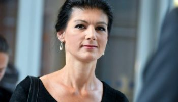 Sahra Wagenknecht,Politik,Berlin,Deutschland,Finanzen,Vermögensspaltung