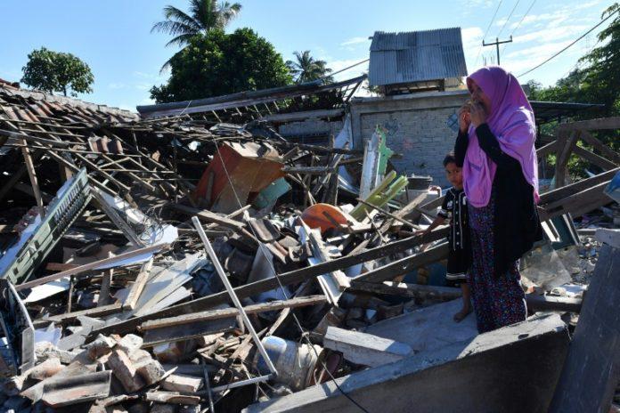 Lombok,Nachrichten,Ausland,Erdbeben der Stärke 6,3,Belanting,Fidschi-Inseln