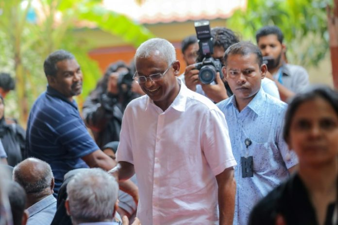 Ibrahim Mohamed Solih ,Ausland,Außenpolitik,Malediven,Nachrichten,Wahlen,Abdulla Yameen