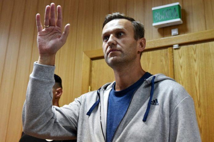 Kreml-Kritiker,Alexej Nawalny,Moskau,Prozess,Rechtsprechung,Politik,Nachrichten,Ausland